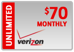 $69.39 Verizon Prepaid Real-Time Refill