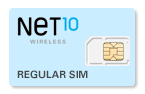 Net10 Wireless SIM Cards