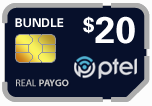 Buy the $29.99 Platinumtel SIM Cards | On SALE for Only $19.89